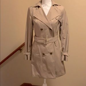 EUC Cole Haan Trench Coat